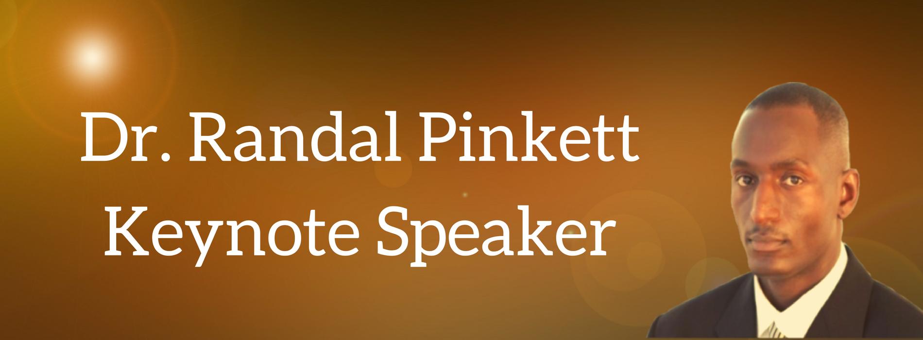 Dr. Randal Pinkett