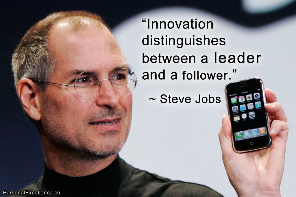 stevejobs innovation