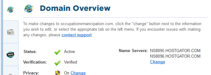 domains dashboard 2