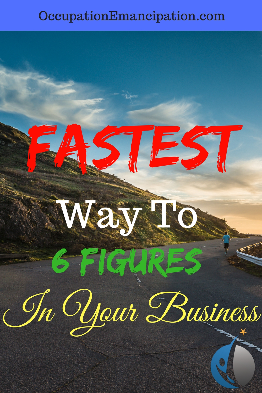 Fastest way to 6 figures in your business pinterest