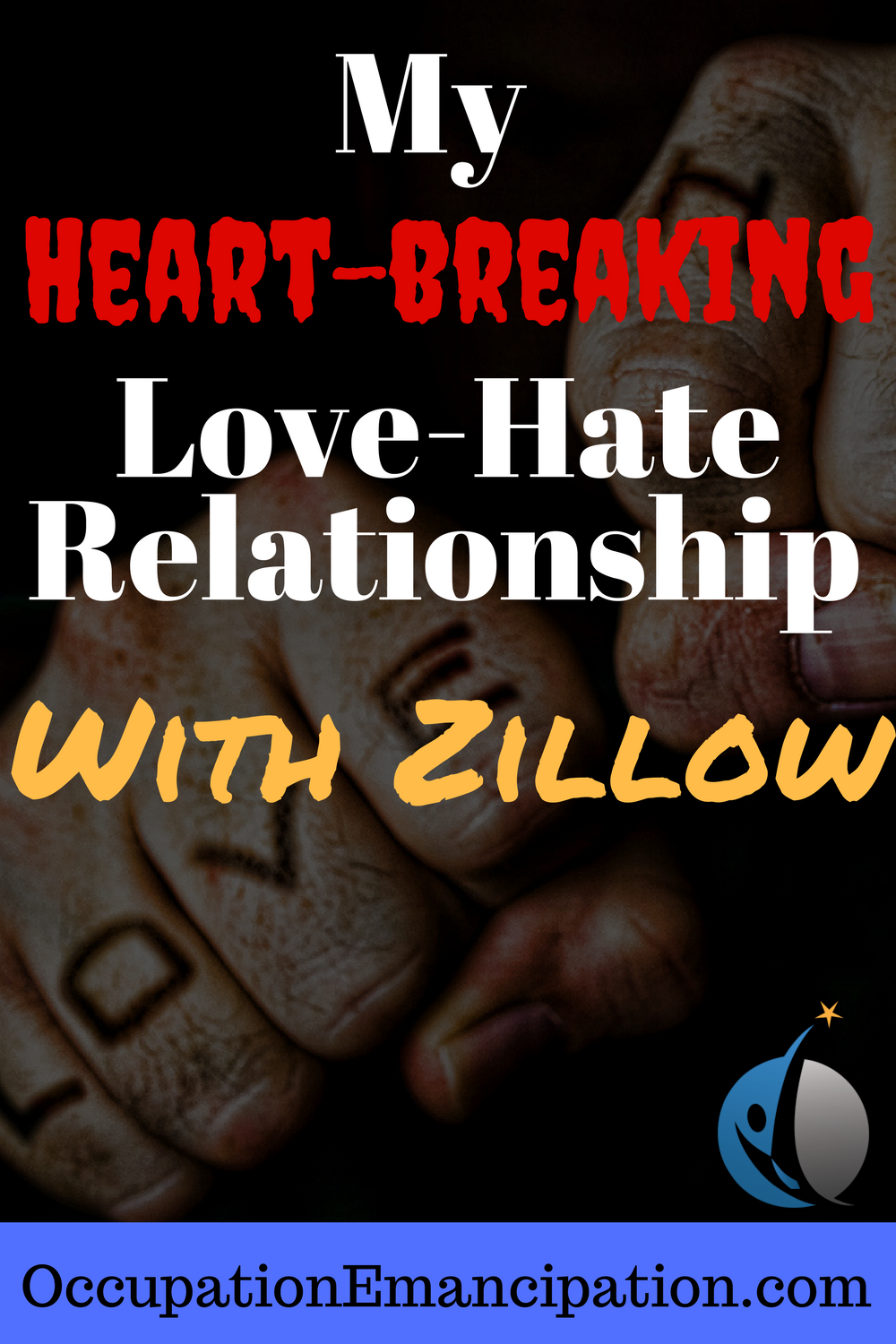 lovehate zillow pinterest