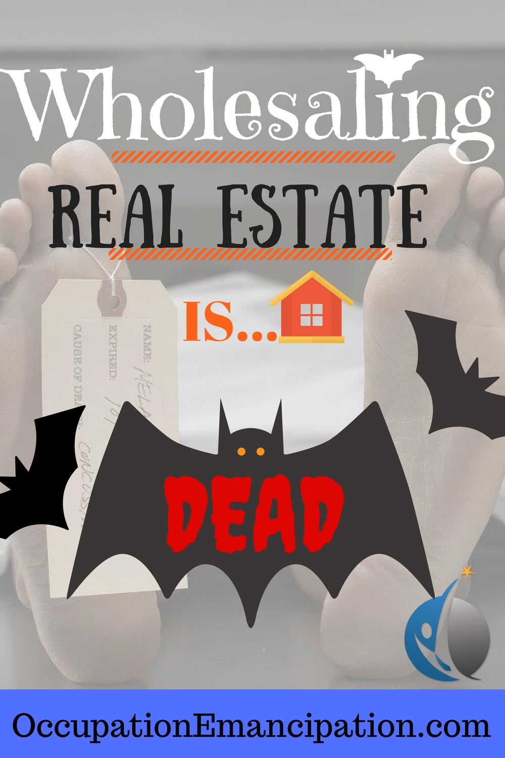 Wholesaling real estate is dead pinterest