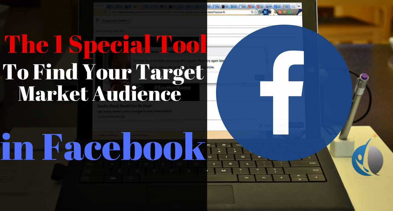 how to get information on your target market