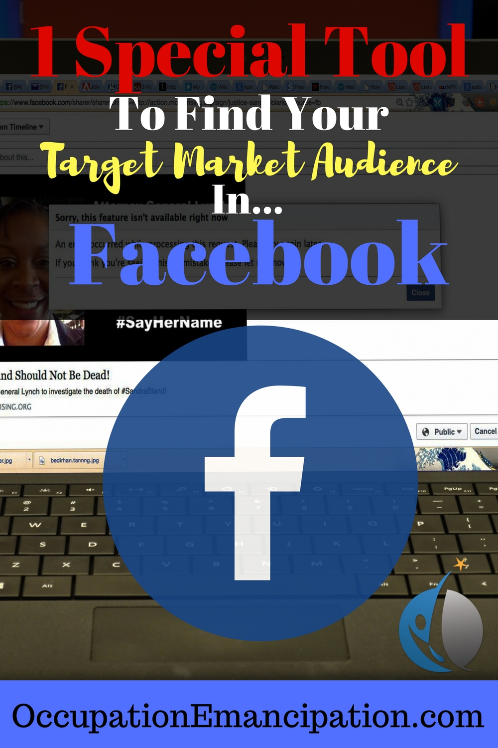 find your taget market audience - pinterest