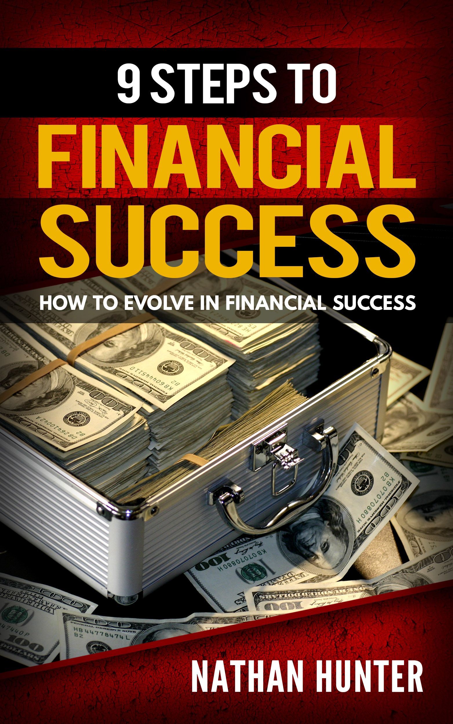 9 STEPS TO FINANCIAL SUCCESS Kindle Cover