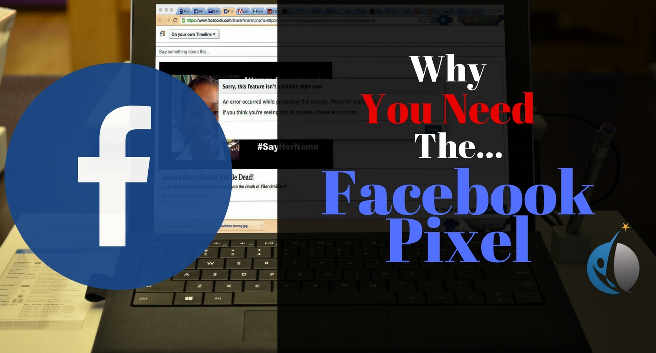 Why you need the facebook pixel